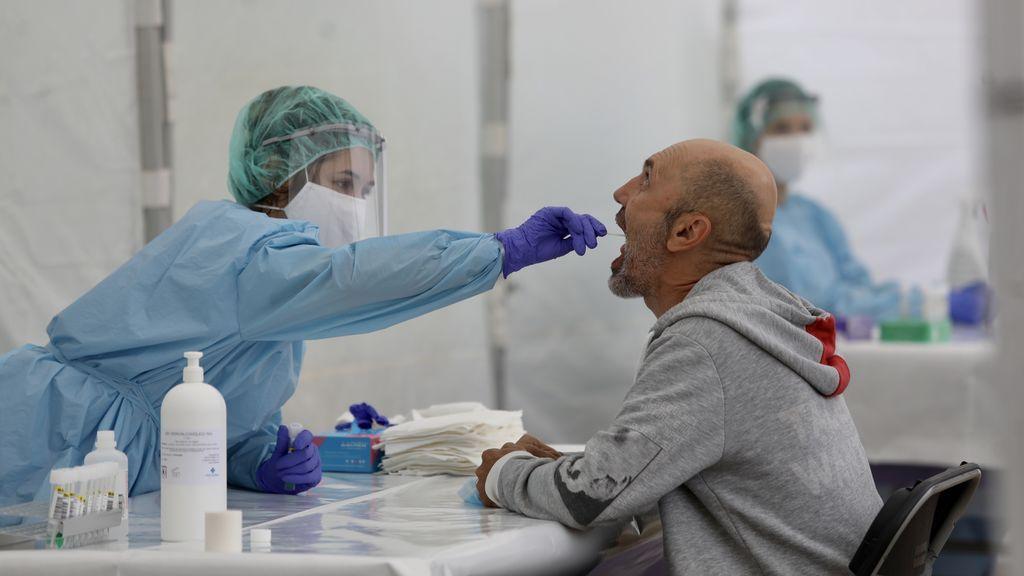 Récord de nuevos casos de coronavirus en el País Vasco: 1.033 en las últimas 24 horas
