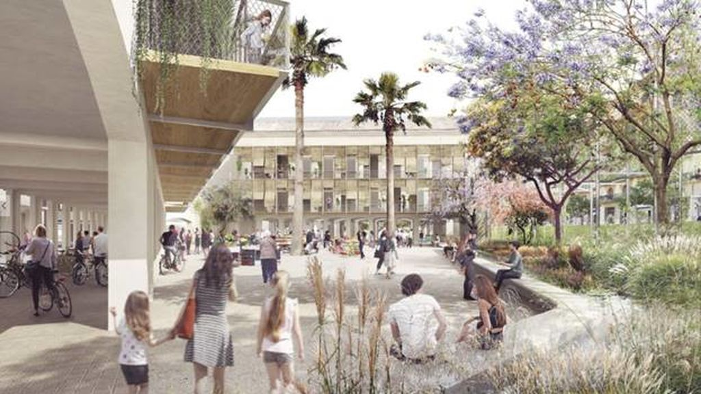 Barcelona construirá en las antiguas celdas de la cárcel Modelo 140 viviendas sociales