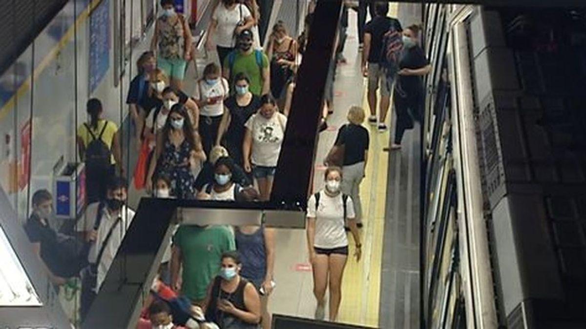 Diversos estudios demuestran que la posibilidad de contagios en transporte público es mínima