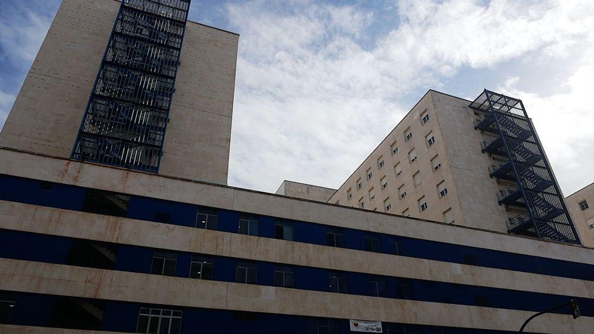 El hospital Puerta del Mar de Cádiz