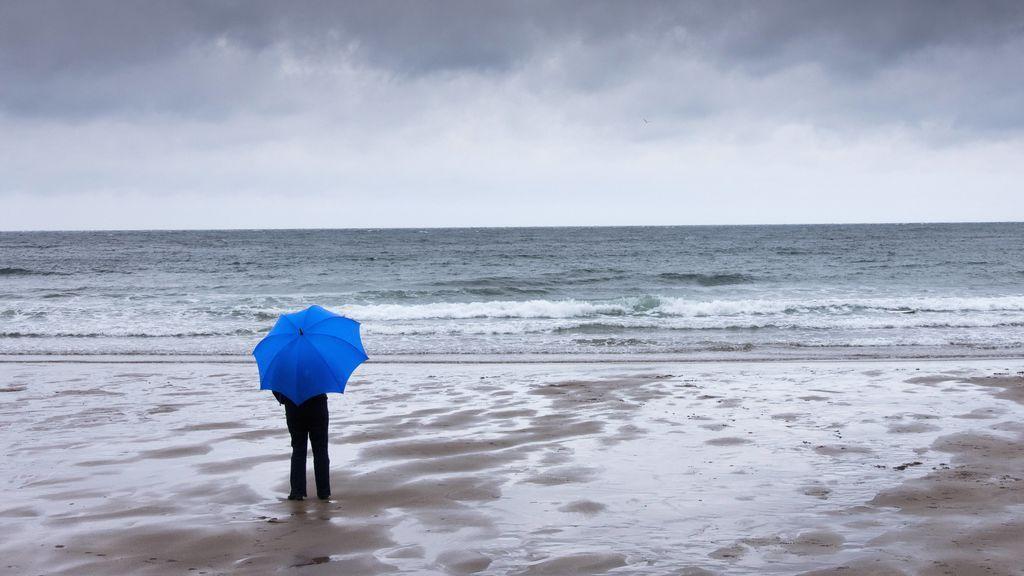El domingo llega un frente frío que reactivará las lluvias, el viento y las nevadas