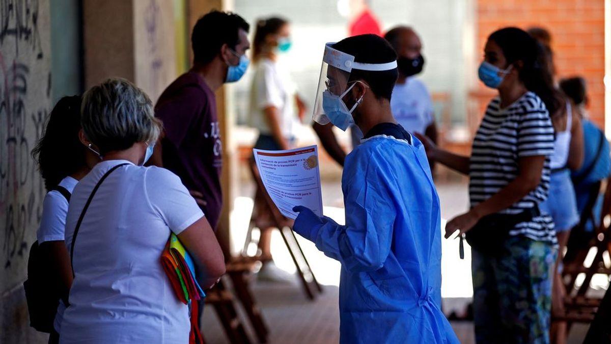 Sanidad suma otros 19.851 contagios de coronavirus y 231 muertos