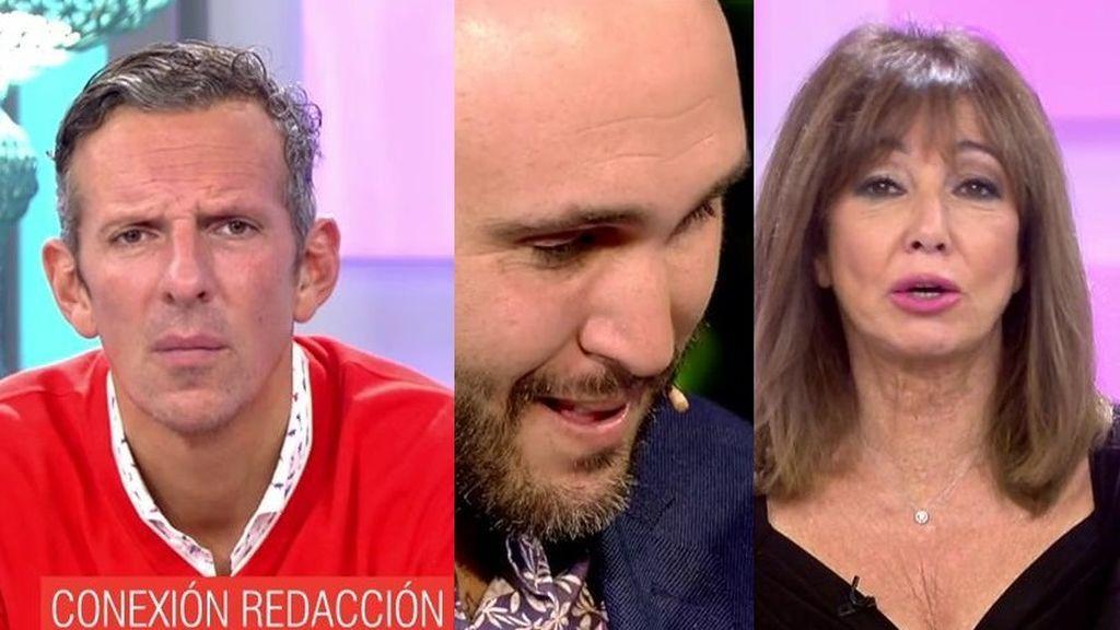 Joaquín Prat y Ana Rosa critican abiertamente a Kiko Rivera