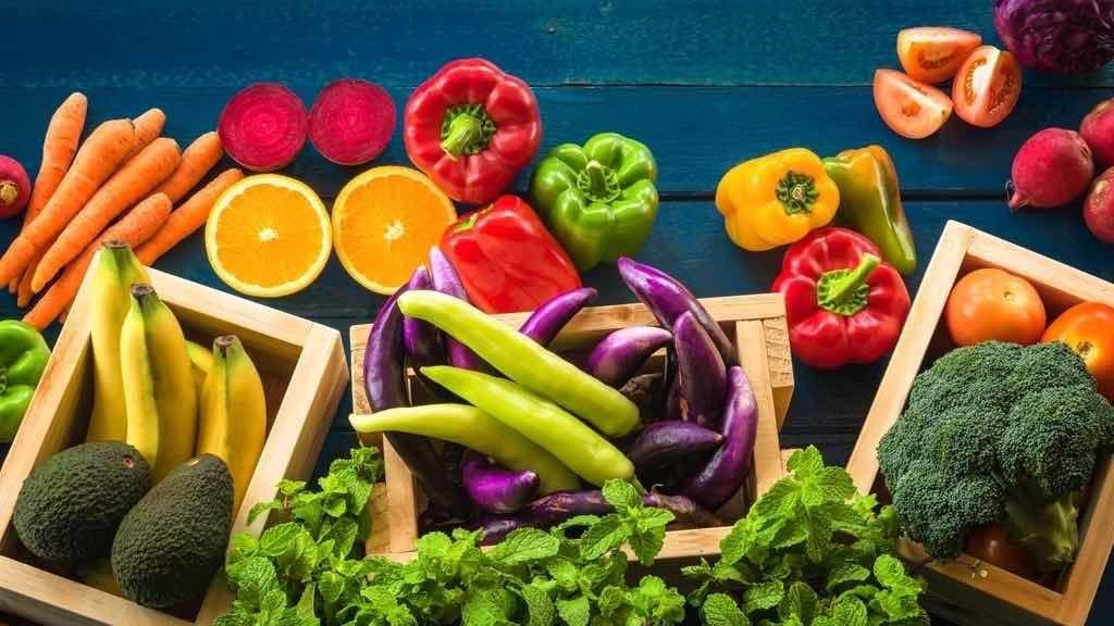 Frutas y hortalizas de invernadero para reforzar el sistema inmunológico
