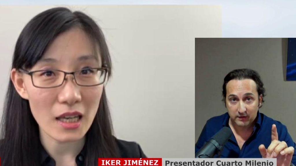 Iker Jiménez da su opinión sobre su entrevista a Li Men Yan: ¿creyó la versión de la viróloga china?