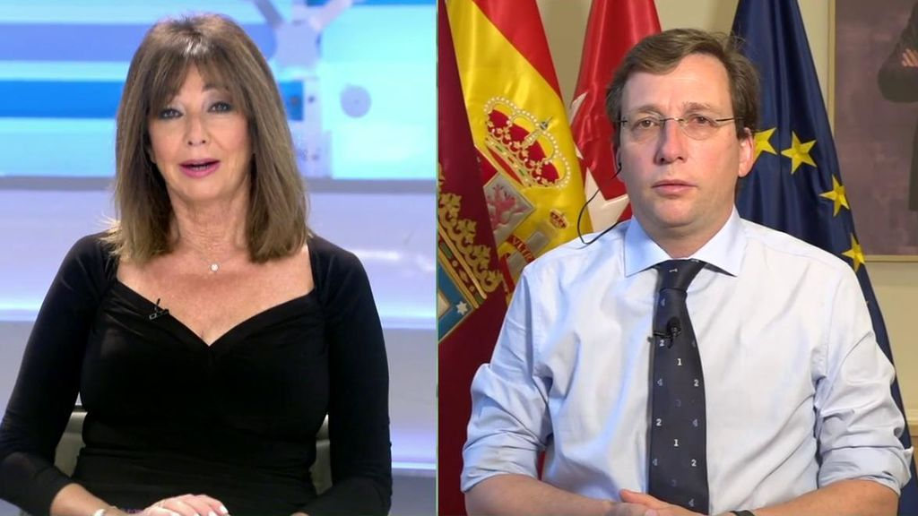 Almeida está a favor de limitar la vida nocturna en Madrid
