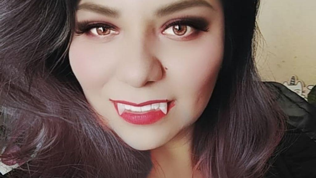 El reto de los colmillos de vampiro, el peligroso challenge de TikTok que se pone de moda por Halloween