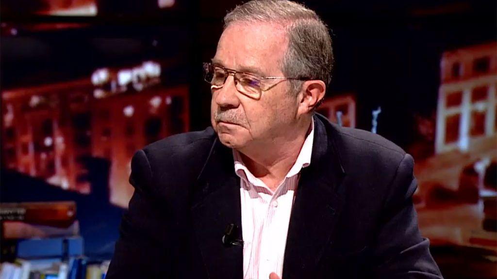 El coronelLuis Enrique Martín-Otero, experto en bioterrorismo en 'Informe Covid'