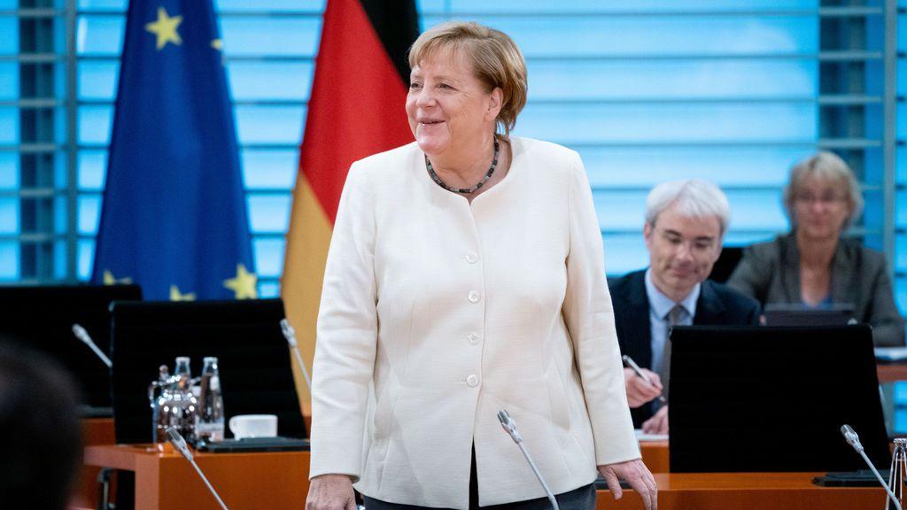 """El coronavirus le cuesta a la Alemania de Merkel casi 1,5 billones con """"b"""""""
