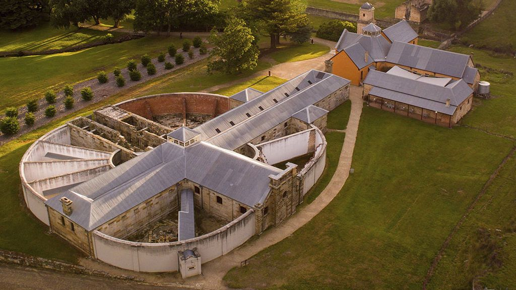 Prisión Port Arthur