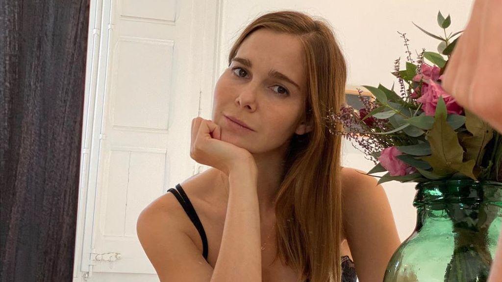 """Natalia Sánchez, preocupada por la caída del pelo: """"Entre el otoño y la lactancia es un no parar"""""""
