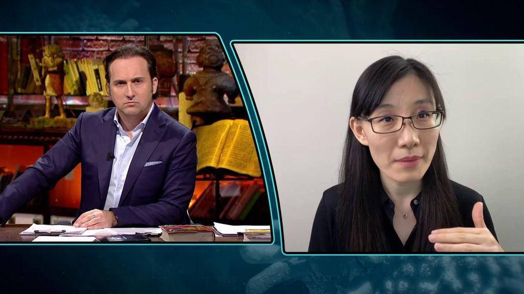"""La Dra. Li-Meng Yan: """"El coronavirus fue liberado a propósito, es un arma biológica sin restricciones"""""""