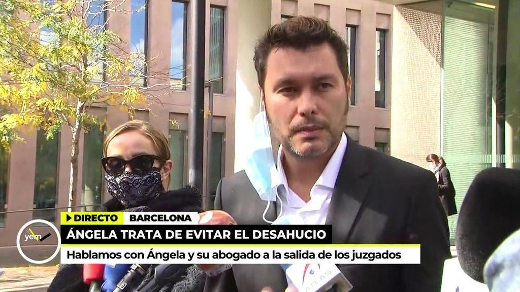 Declaraciones del abogado Jorge Albertini