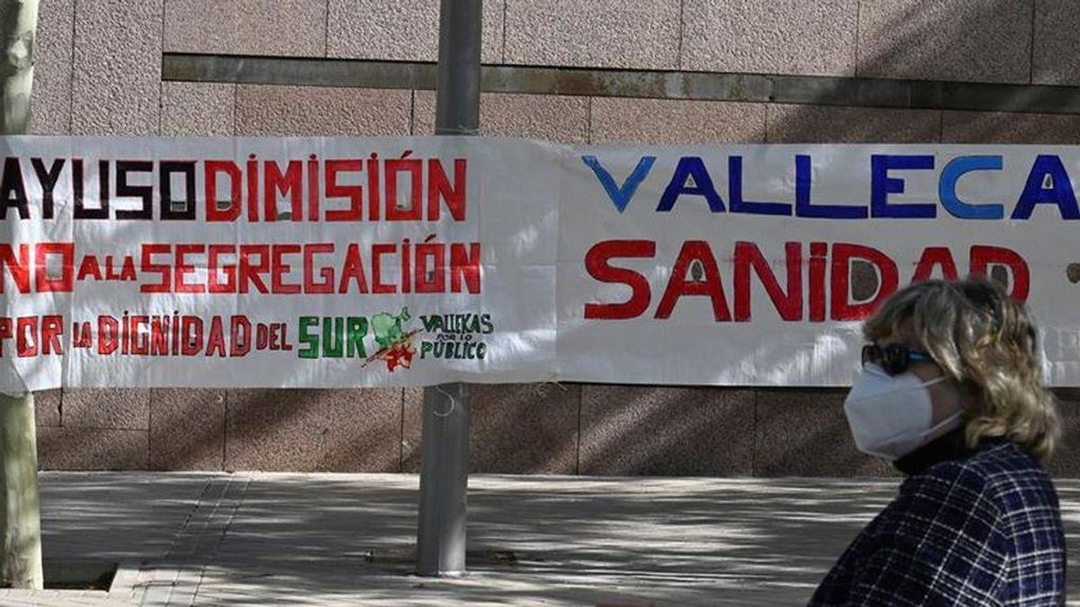 Última hora del coronavirus:  Madrid limita la movilidad entre las  12 de la noche y las 6 de la mañana, pero evita llamarla toque de queda
