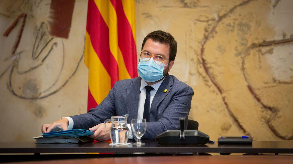 Cataluña acuerda pedir al Gobierno el estado de alarma