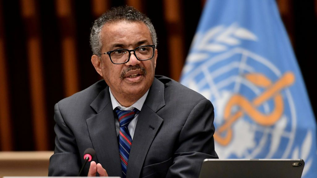 """La OMS avisa de que los próximos meses serán """"duros"""" y urge a los países a actuar de manera """"inmediata"""""""