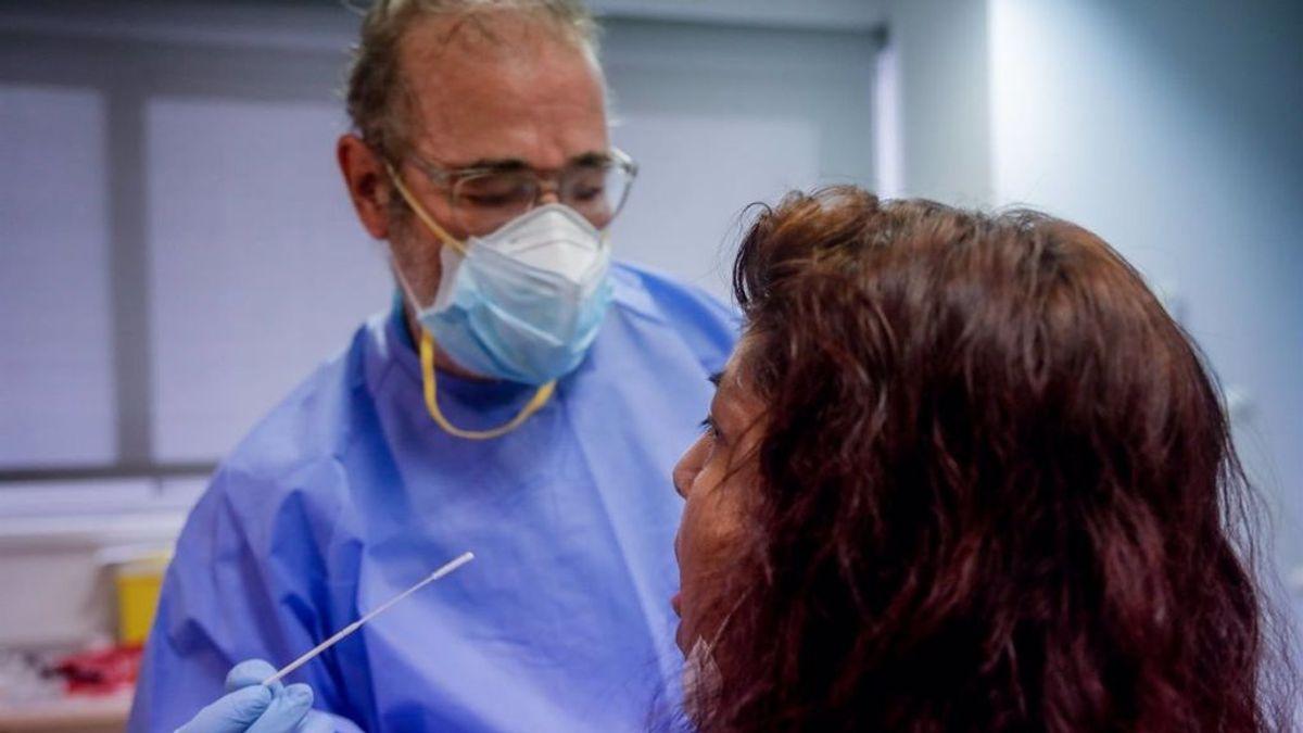 4.469 casos en cinco días. La Comunidad Valenciana cierra la semana con tres récords de contagios