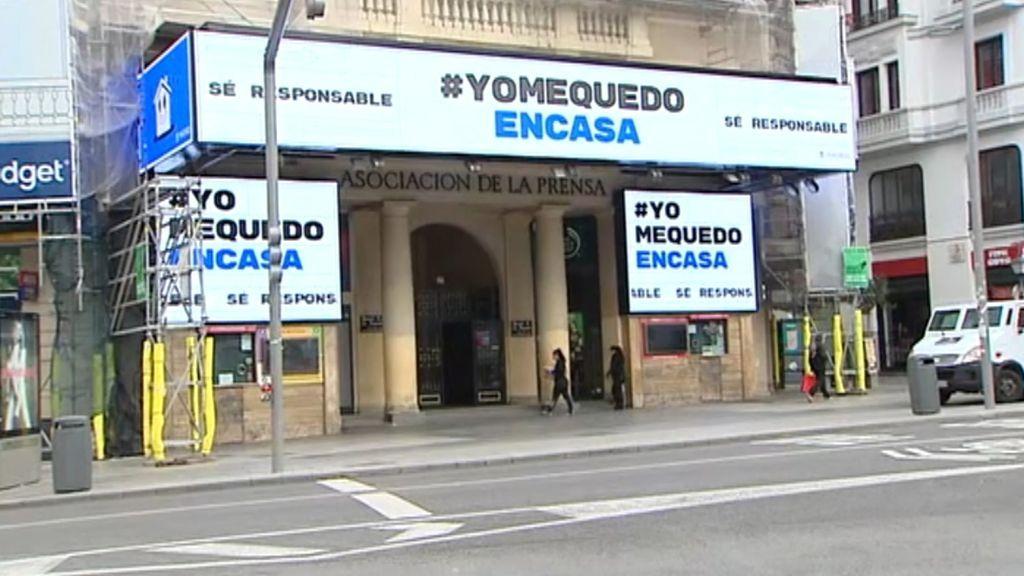 Los españoles, dispuestos a confinarse