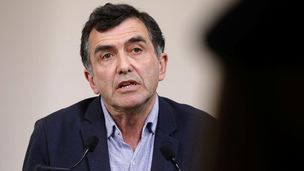 Arnaud Fontanet, asesor científico del gobierno francés