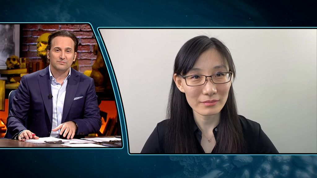 Sorprendente entrevista exclusiva a Li-Meng Yan Informe Covid con Iker Jiménez Programa 6