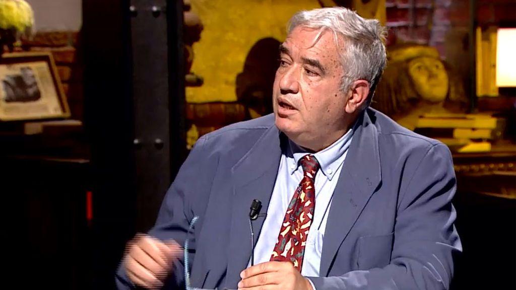 José Alcamí, científico experto en 'Informe Covid'