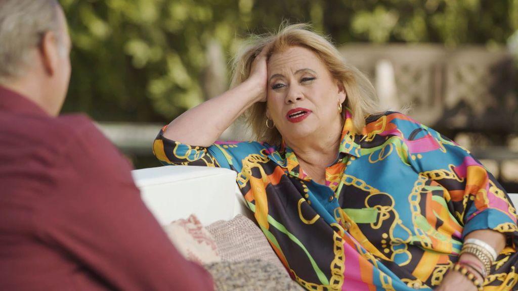 """Carmina Barrios cuenta cómo se libraba de ir a misa y cómo era de pequeña: """"¿Monja yo?"""""""
