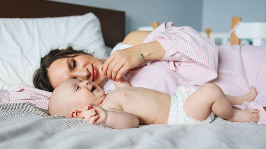 Pasar la cuarentena en cuarentena puede ser maravilloso para el bebé