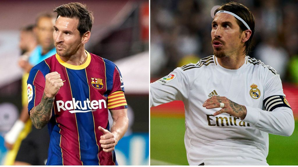Sigue la última hora del Clásico: Sergio Ramos será titular en la defensa del Real Madrid