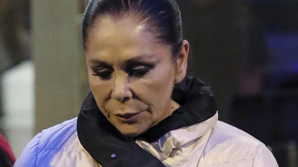 Isabel Pantoja sufre un ataque de ansiedad por culpa de Chelo