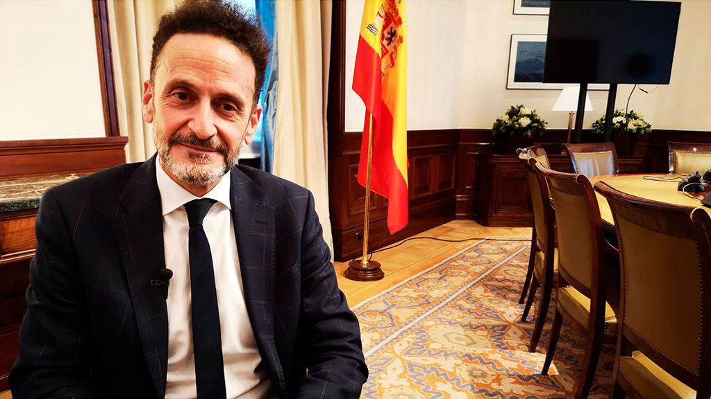 """Entrevista Edmundo Ball: """"Arrimadas no estará en una foto con ERC y Bildu por los presupuestos"""""""