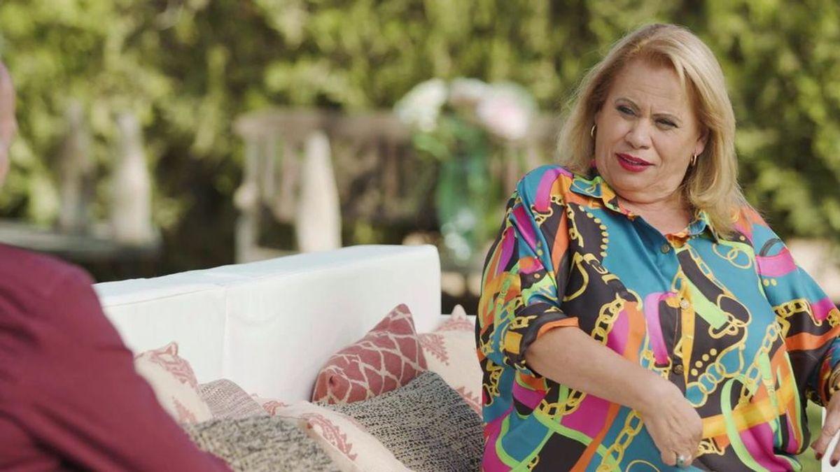 Las frases más locas de Carmina Barrios en 'Mi casa es la tuya' con las que no podrás para de reír