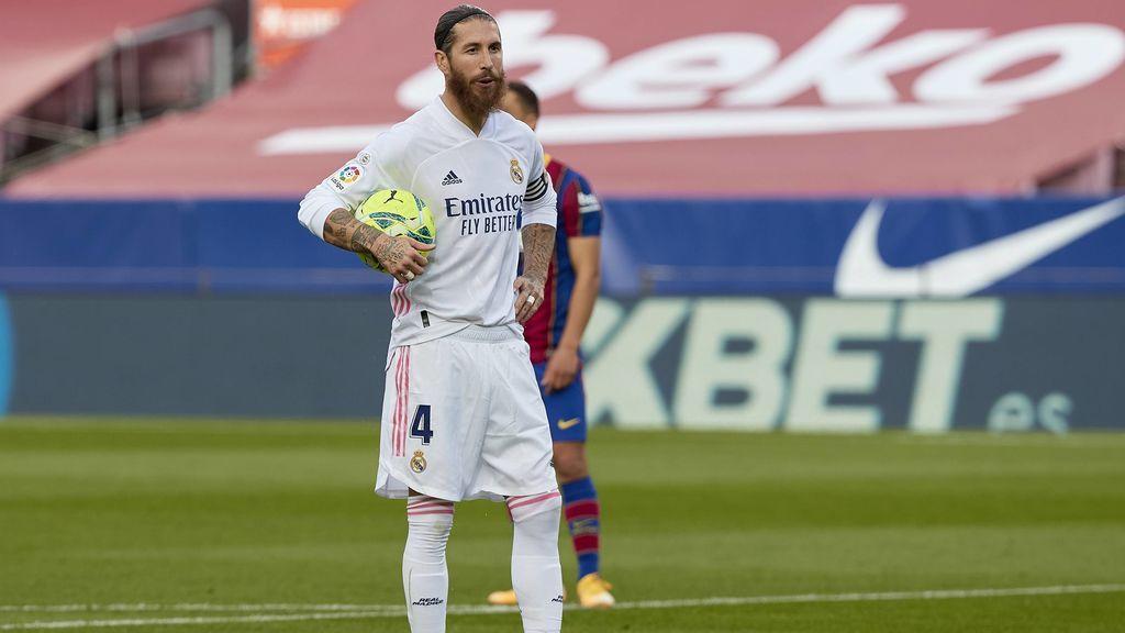 Las reacciones tras el Clásico: Ramos lo tiene claro y para él no hay polémica