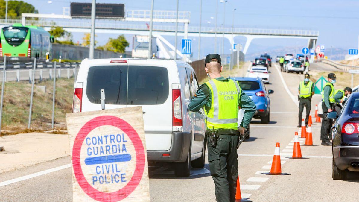 Decae el estado de alarma en Madrid: ya se puede salir de la capital