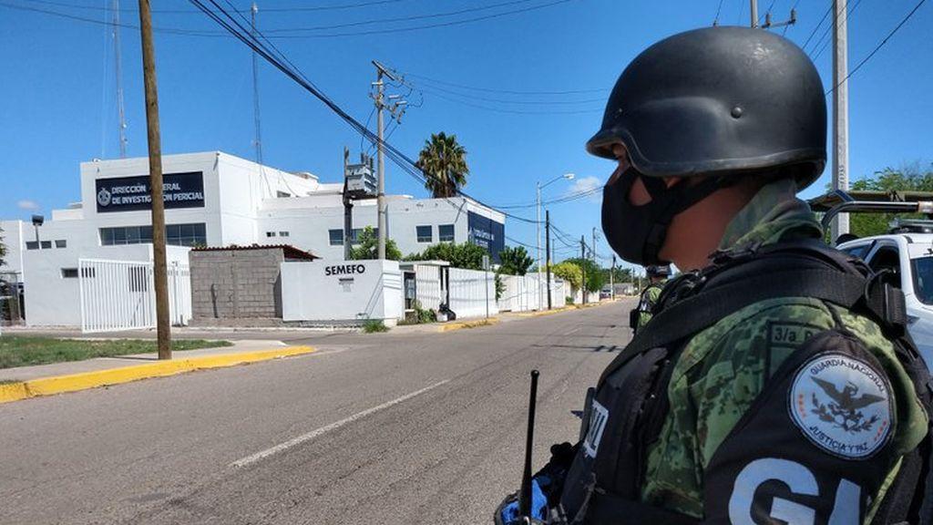 Los pasajeros de un autobús en México matan a los ladrones que intentaron asaltarlos
