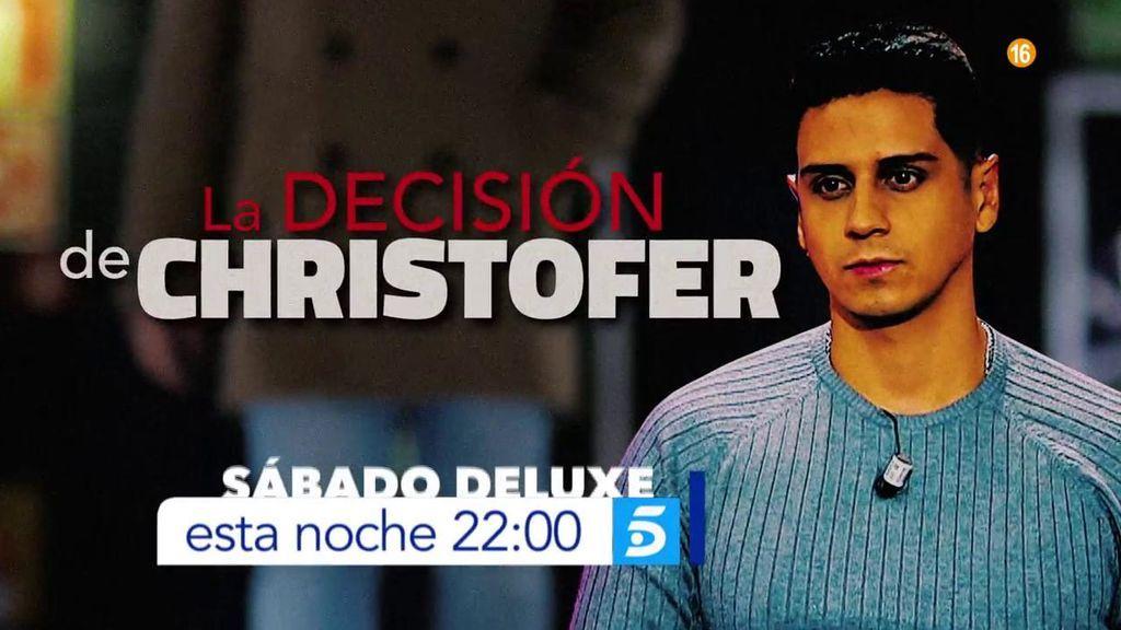 Christofer va a 'Sábado deluxe'