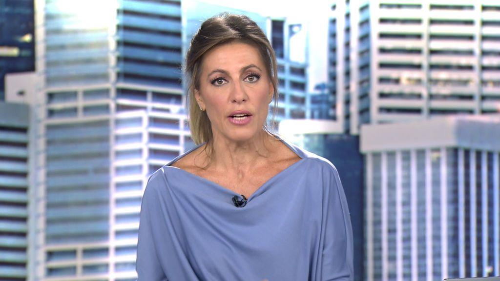 Con Ángeles Blanco Informativos Telecinco 2020 Mediodía 24/10/2020