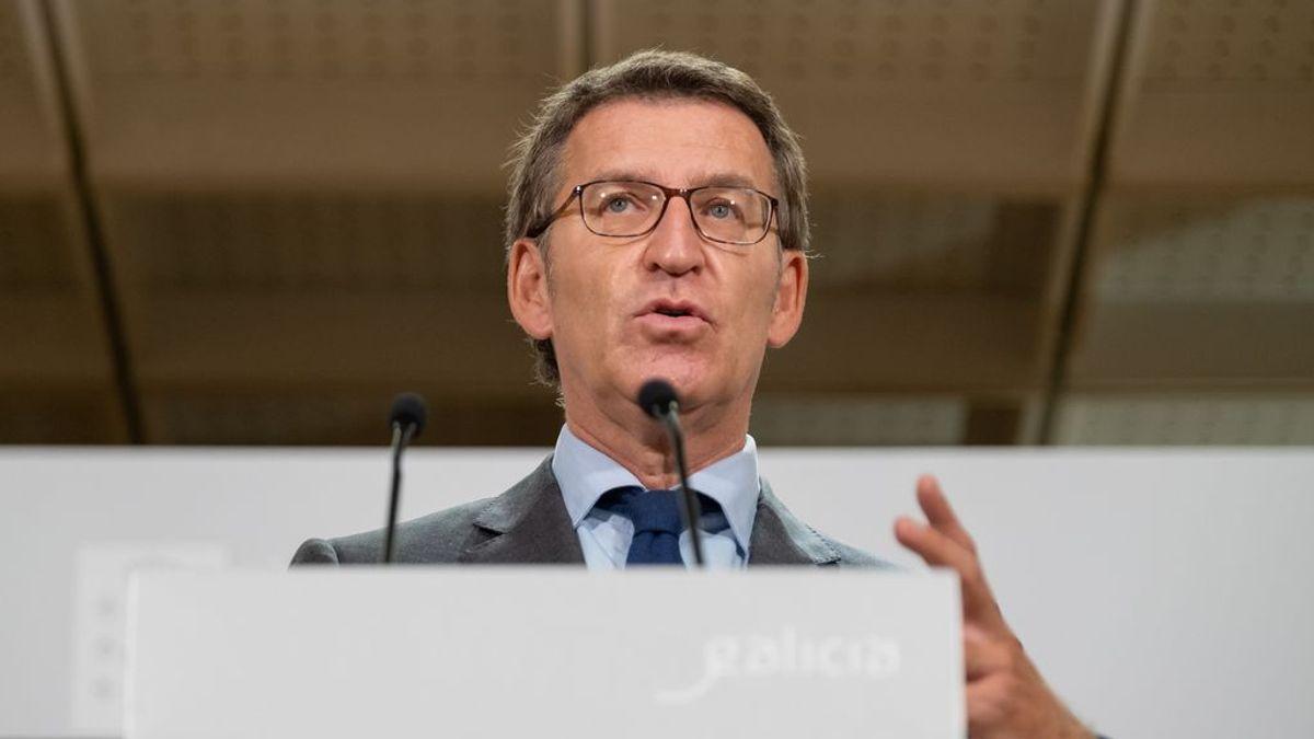 """Galicia a favor de """"actuar con contundencia"""" contra el coronavirus pero sin recurrir al estado de alarma"""
