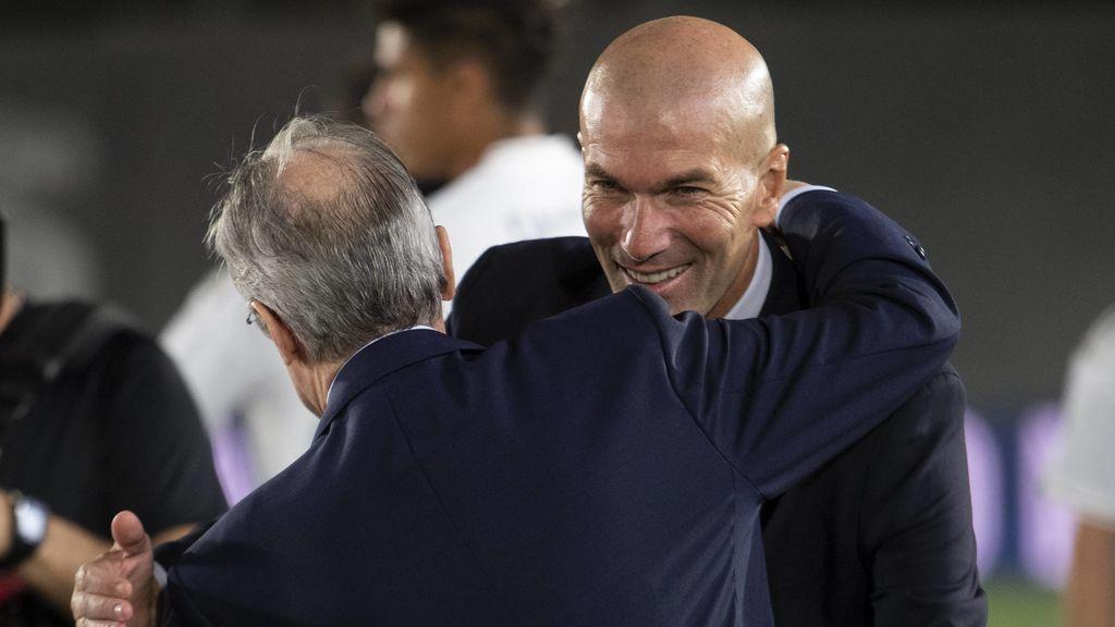En el Real Madrid empieza a preocupar que la no llegada de fichajes acabe pasando factura