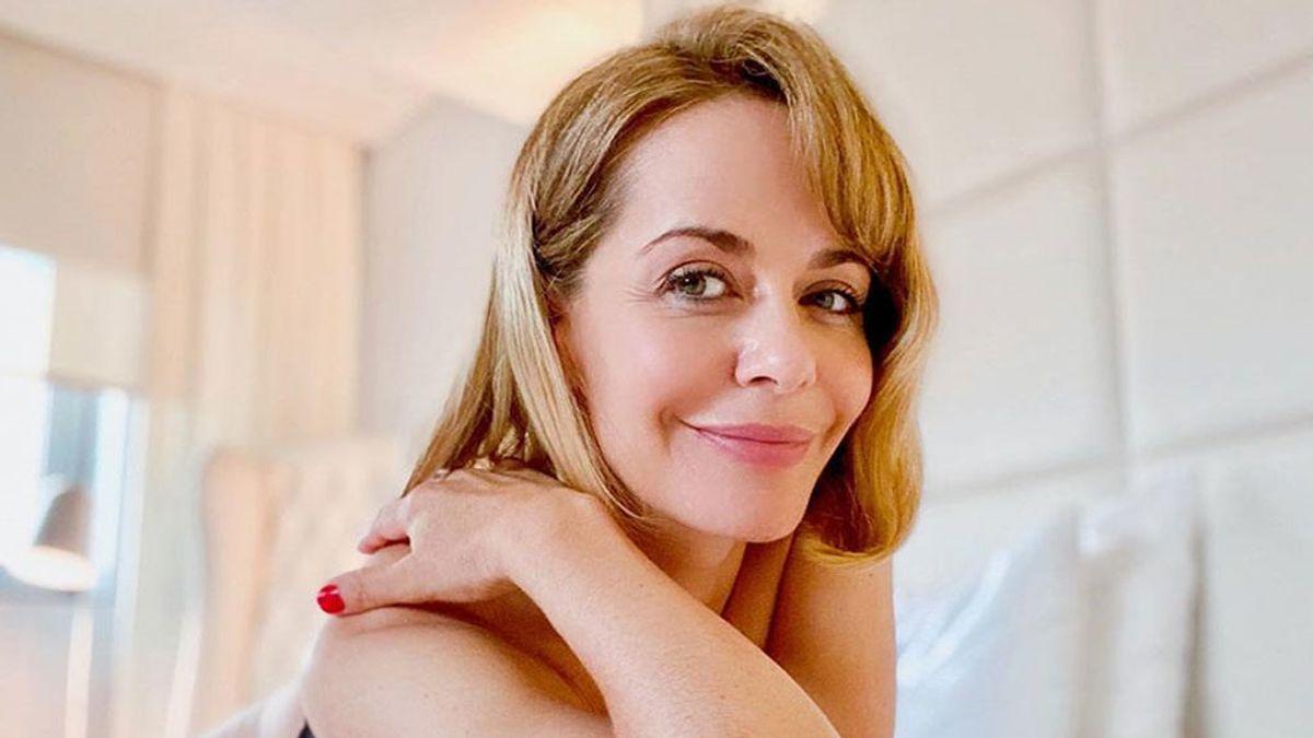 María Adánez anuncia que está embarazada: así es Ignacio Hernández Medrano, la pareja de la actriz