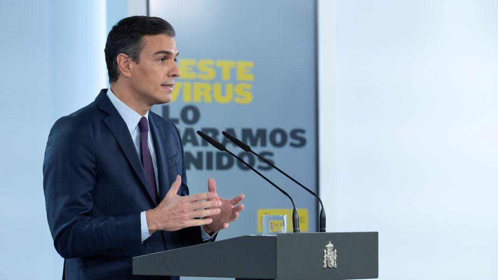Última hora del coronavirus: Sánchez aprueba un nuevo estado de alarma con intención de alargarlo hasta mayo