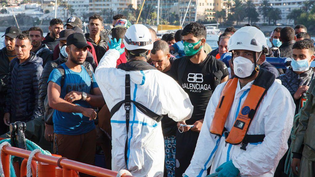 El nuevo perfil de los inmigrantes que llegan a Canarias: trabajadores turísticos de países hundidos por el covid