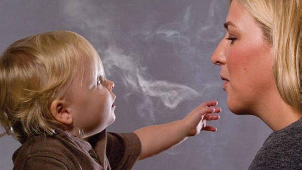 El tabaquismo pasivo podrá afectar a los niños, a las mujeres embarazadas y, también, a aquellas que dan el pecho.