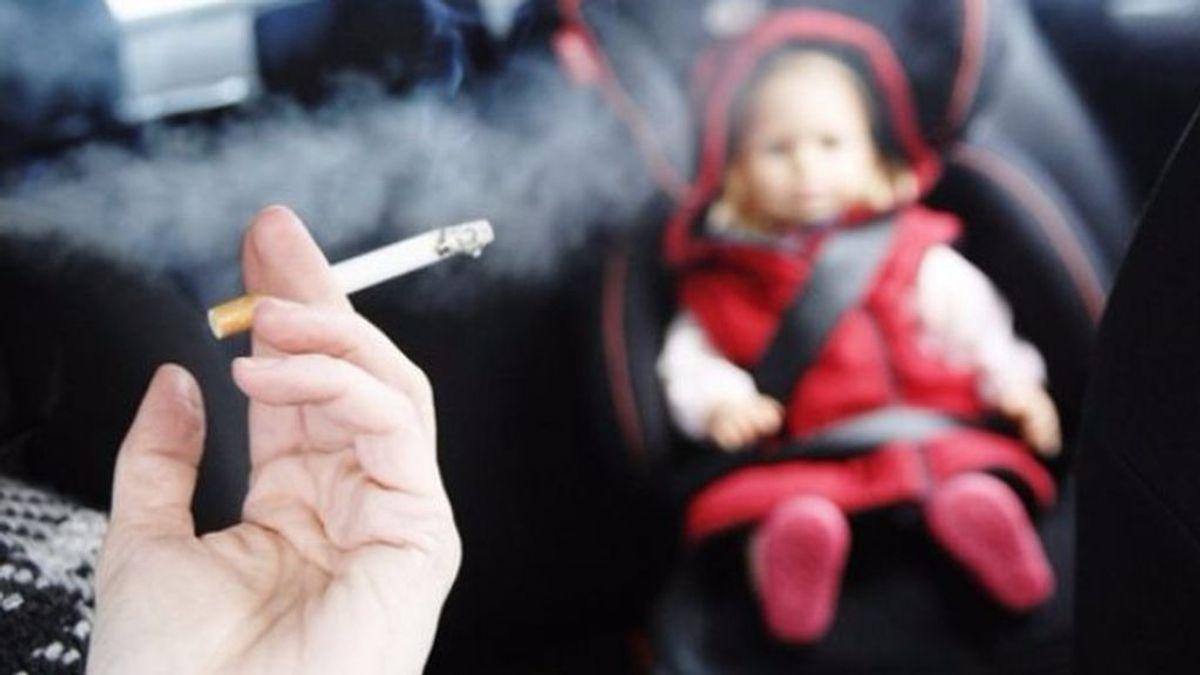 Tabaquismo pasivo, el riesgo de fumar al lado de tu bebé: sus efectos perjudiciales desde el embarazo.