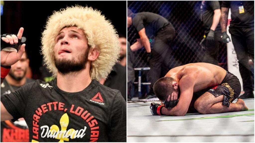 De la gesta a la retirada: Khabib anuncia su marcha de la UFC tras ganar a Justin Gaethje