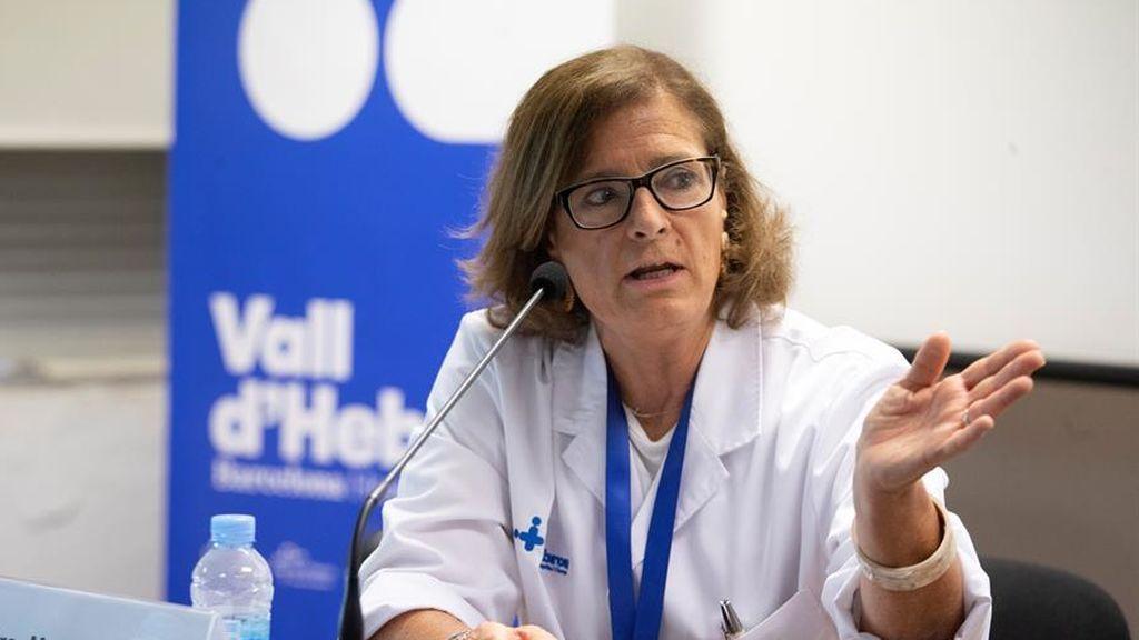 """La jefa de epidemiología del Vall d'Hebron, a favor de """"medidas más drásticas"""" y confinamientos el fin de semana"""
