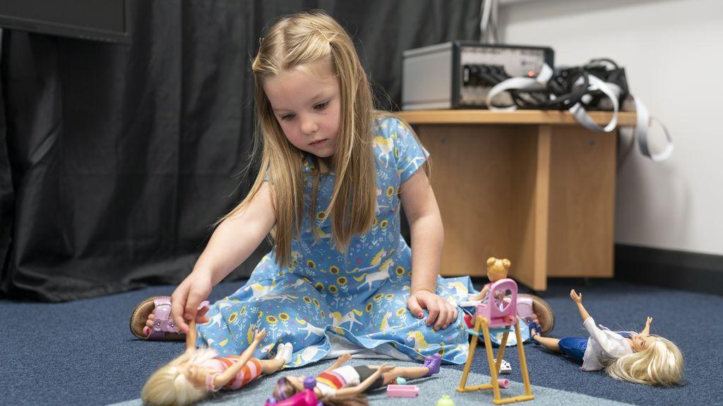 El 60% de los anuncios de juguetes presentan a las niñas como madres, esposas o cuidadoras