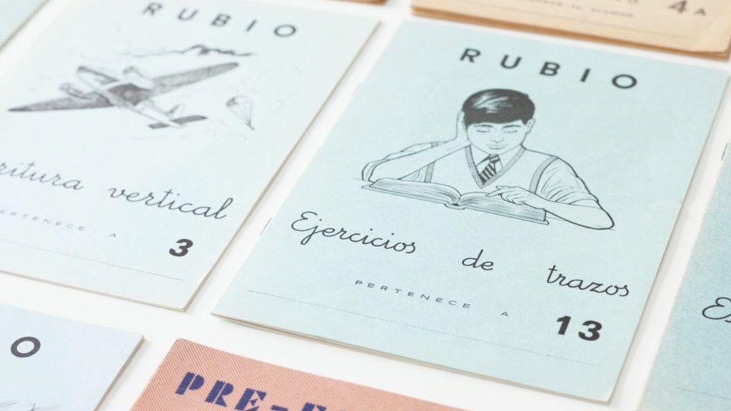 Cuaderno Rubio, verde o amarillo, ¿tú de cuál eras?