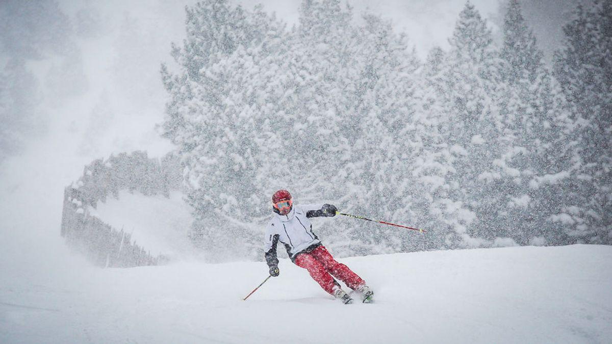 Tipos de nieve: lo que debes conocer sobre el estado de las pistas de esquí