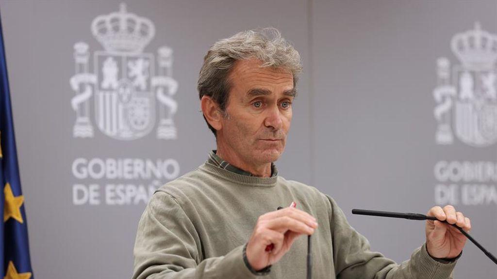 El confinamiento de Cataluña en fin de semana es un poco precipitado pero válido, según Fernando Simón