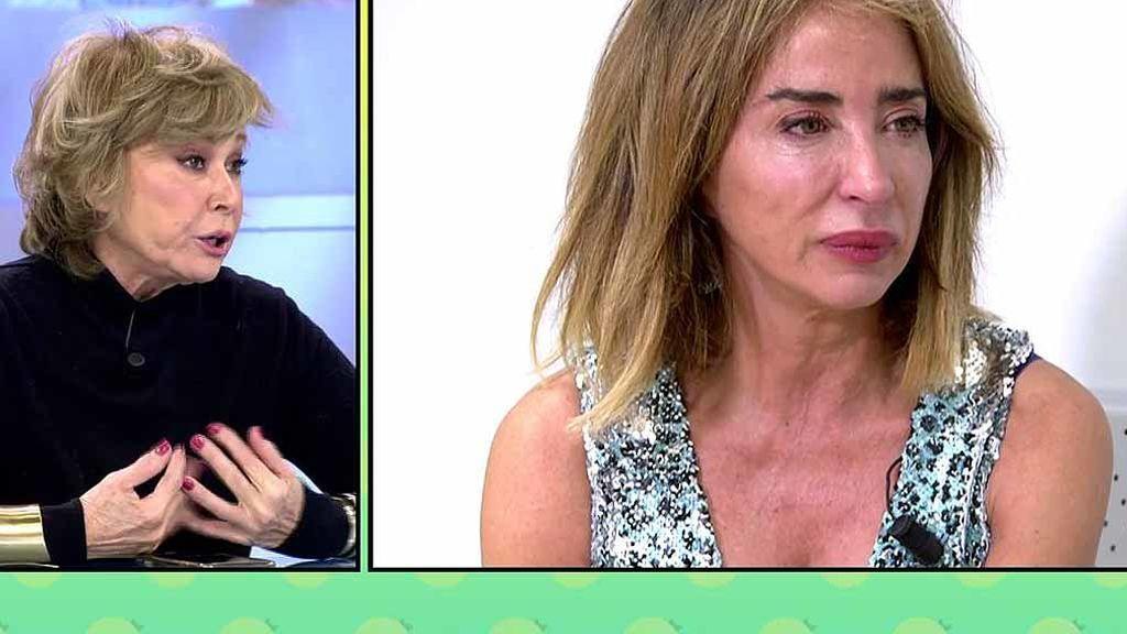 Mila Ximénez está preocupada por María Patiño